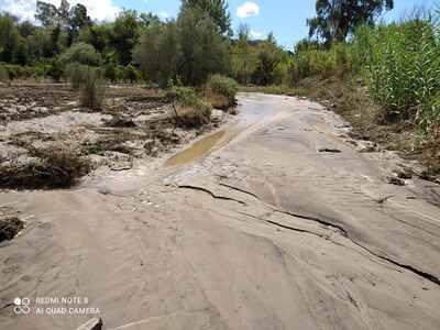 Συνεχίζονται οι καθαρισμοί ποταμών και ρ...