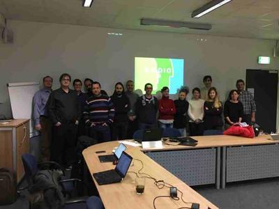 Στη Γερμανία για το έργο RADIO οι ερευνητές του τμήματος Μηχανικών Πληροφορικής του ΤΕΙ Δυτικής Ελλάδος
