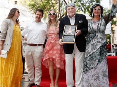 Αστέρι στη Λεωφόρο της Δόξας απέκτησε ο 78χρονος ηθοποιός Στέισι Κιτς