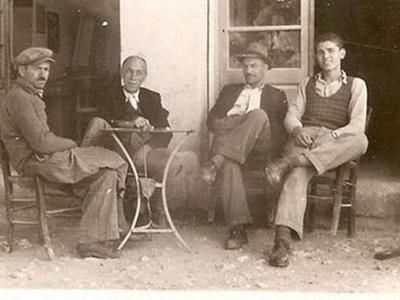 Το πατρινό ... στέκι του 1954