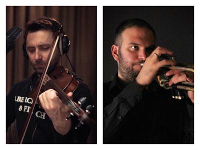 Δύο Πατρινοί μουσικοί με τον Νίκο Βέρτη ...