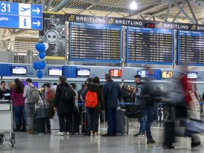 """Η Πάτρα και το καρναβάλι """"κατακτούν"""" την Παρασκευή το αεροδρόμιο Ελευθέριος Βενιζέλος!"""