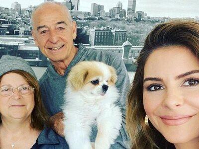 Maria Menounos: Έφυγε από τη ζωή η μητέρα της