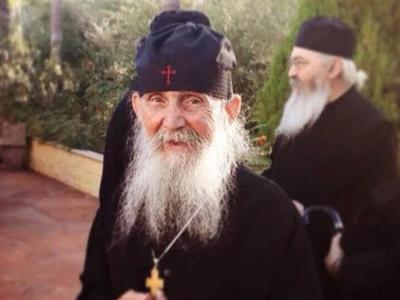 Μνημόσυνο για τον εκλιπόντα Γέροντα Εφραίμ της Αριζόνας τελεί την Κυριακή ο Επίσκοπος Χρύσανθος