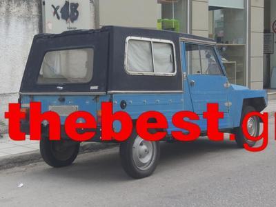 Το πιο όμορφο αυτοκίνητο στους δρόμους της Πάτρας