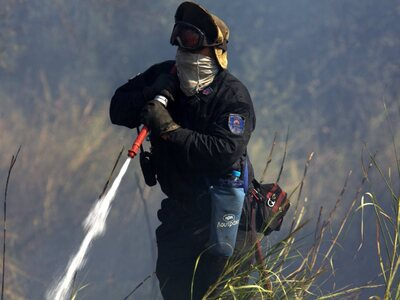 Αχαΐα: Πολύ υψηλός κίνδυνος πυρκαγιάς κα...