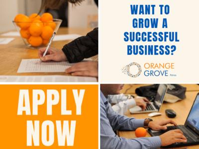 Orange Grove Patras: Άνοιξαν οι αιτήσεις συμμετοχής στο incubation πρόγραμμα για startups
