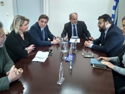 Απόστολος Κατσιφάρας: Η Περιφέρεια στηρίζει τους Μεσογειακούς Παράκτιους Αγώνες της Πάτρας
