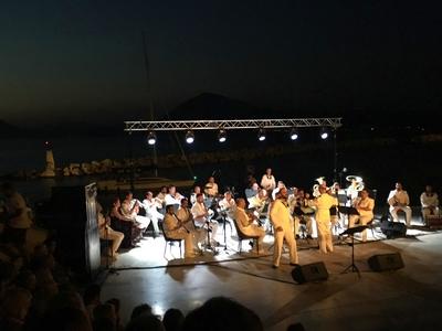 Συναυλία της Μπάντας του Πολεμικού Ναυτικού για τα 90 χρόνια του ΝΟΠ