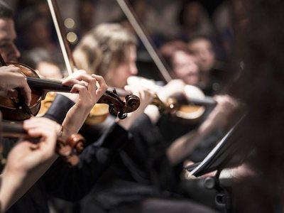 """Η """"Junior Ορχήστρα"""" της Φιλαρμονικής Ετα..."""