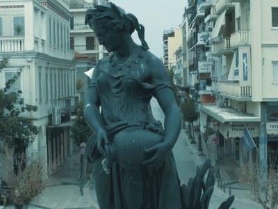 Η σιωπή της Πάτρας από ψηλά στην εποχή του κορωνοϊού - Ένα εκπληκτικό ΒΙΝΤΕΟ