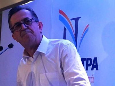 """Νίκος Νικολόπουλος: «Ψυχρολουσία για τους """"βαστάζους"""" του Μητσοτάκη η επίσκεψη στις ΗΠΑ»"""