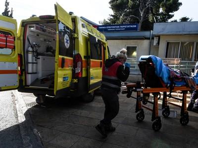 Θεσσαλονίκη: Σοκαριστικό ατύχημα με παρά...