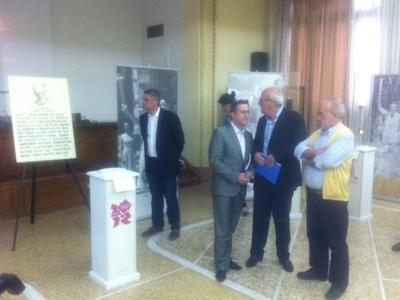Πρόταση Ν. Νικολόπουλου για μόνιμη έκθεση της αθλητικής ιστορίας της Πάτρας