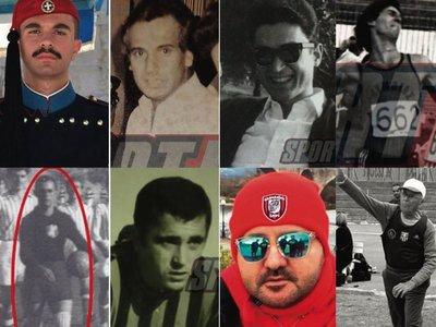 Αγαπημένοι ήρωες του αθλητισμού που δεν είναι πια μαζί μας
