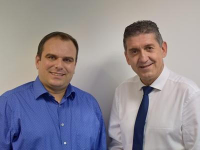 Ο Γιώργος Μπαλάσης υποψήφιος με τον Γρηγόρη Αλεξόπουλο