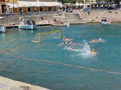 Στήριξαν το τουρνουά beach polo στη Ναύπακτο