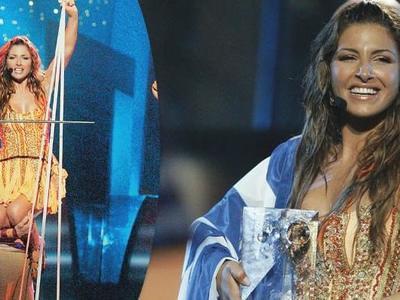 """Σαν σήμερα η Ελλάδα είχε κερδίσει τη Eurovision με το """"My number one"""""""