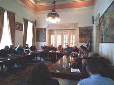 Σύσκεψη φορέων στο Δημαρχείο ενόψει Πατρινού Καρναβαλιού