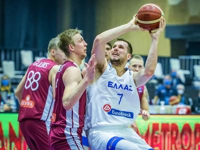 Πρώτη ήττα από τη Λετονία η Εθνική - ΒΙΝΤΕΟ