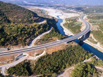Ξεκινά η κατασκευή του αυτοκινητόδρομου ...