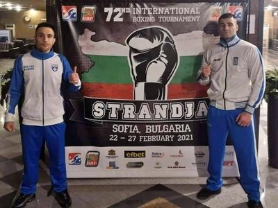 Σε διεθνές τουρνουά στη Βουλγαρία συνεχί...