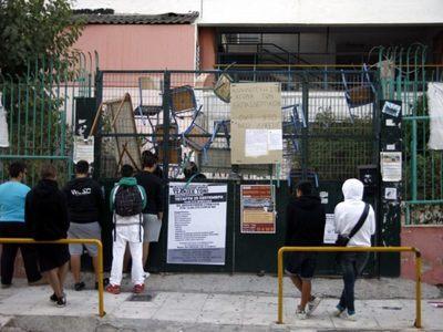 Κύμα καταλήψεων στα σχολεία της Πάτρας - 7 κλειστά από χθες κι αυξάνονται