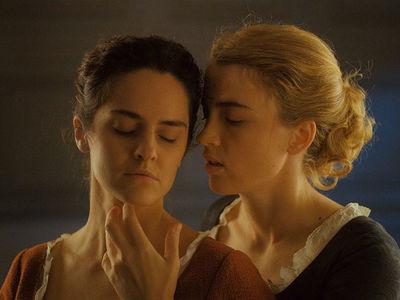 """Στο Πάνθεον από την Πέμπτη 17/10 η Γαλλική ταινία """"Το Πορτρέτο Μιας Γυναίκας που Φλέγεται"""""""