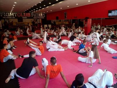 Έρχεται το πρώτο Interclub Sparing του Fight Club Patras