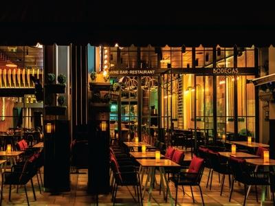 Ένα μοναδικό για την πόλη μας Wine Bar Restaurant