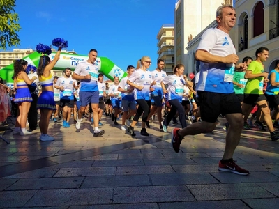 Τα καλύτερα κλικ από το φετινό Run Greece Patras - ΦΩΤΟ