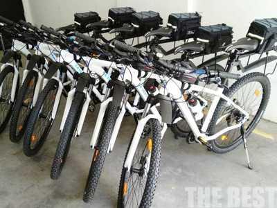 Ποδηλάτες αστυνόμους ακούμε στην Πάτρα, αλλά δεν...τους βλέπουμε - Ήρθαν και τα ποδήλατα της ΕΛ.ΑΣ.