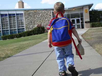 Είναι έτοιμο το παιδί μου να πάει στο Δημοτικό;