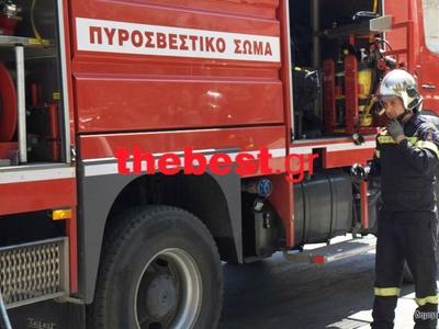 ΠΟΛΥ υψηλός ο κίνδυνος πυρκαγιών σε Αχαΐα-Ηλεία και τη Δευτέρα