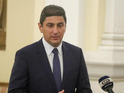 Αυγενάκης: «Αναμένουμε την έγκριση για τ...