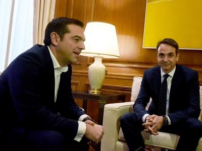 13,5% η διαφορά ΝΔ-ΣΥΡΙΖΑ, τι λένε οι πολίτες για τις 100 πρώτες μέρες του Μητσοτάκη