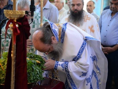 Ο εορτασμός της Ύψωσης του Σταυρού στην Πάτρα