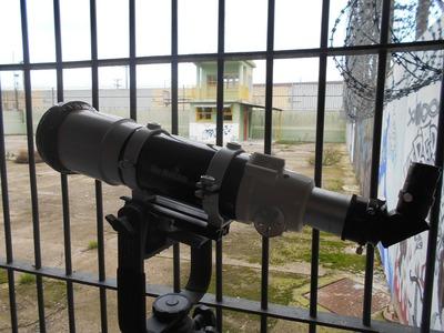 Είδαν τ' άστρα πίσω από τα κάγκελα των φυλακών της Πάτρας- ΦΩΤΟ