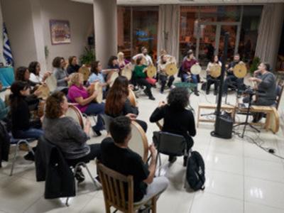 Ανοιχτά εργαστήρια ρυθμολογίας στην Πάτρα με ελεύθερη συμμετοχή