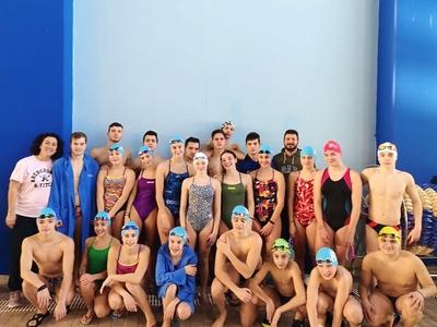 Ανεβασμένοι οι κολυμβητές της ΝΕΠ