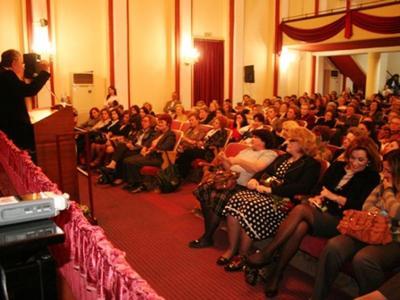 Ομιλία Στάθη Θεοδωρακόπουλου στις γυναίκες
