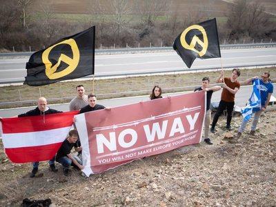 Γερμανοί ακροδεξιοί σε Έβρο και Μυτιλήνη