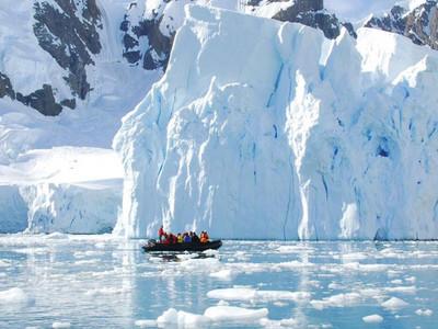 Ανταρκτική : Η θερμοκρασία  έσπασε το φράγμα των 20 βαθμών Κελσίου