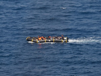 1.000 ευρώ το κεφάλι - Θησαυρίζουν οι διακινητές μεταναστών
