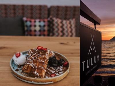 Τulum: Η γεύση πάει παραλία με φόντο μεξικάνικο