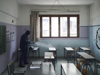Κορωνοϊός-Πάτρα: Κρούσμα σε μαθήτρια πρώ...