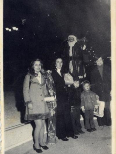 Χριστούγεννα, 12-12-1972- Φωτό από paliapatra