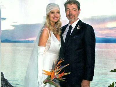 Παντρεύτηκε στην Ύδρα η Παναγιώτα Βλαντή...