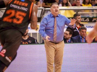 Γιατράς: «Πάντα γκρίνια στο ελληνικό μπάσκετ. Έκλεισε το ρόστερ μας»