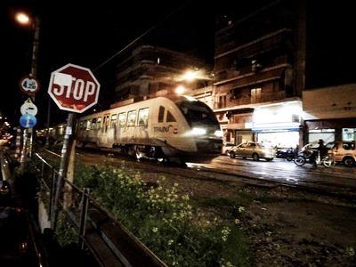 «Ιανός»: Διακόπτονται όλα τα σιδηροδρομι...